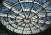 Central rotunda ceiling - Modern Art Museum - Munich