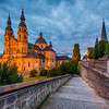 Barock city / Fulda, Germany