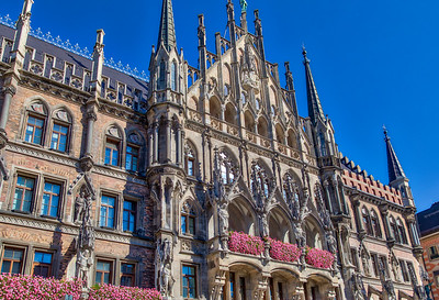 Town Hall, Munich, Germany-4