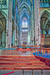 Cologne Cathedral, in Cologne, Germany-44