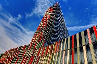 Frankfurt - KfW Westarkade Bank