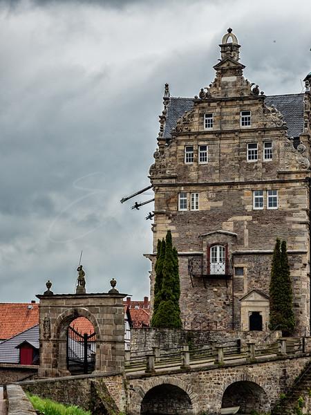 Schloss Hämelschenburg  | buildt 1588-1613