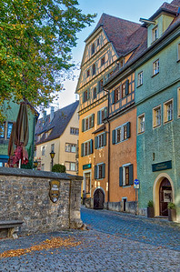 Rothenburg ob der Tauber,  Germany-32