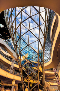 Interior MyZeil Frankfurt (3)