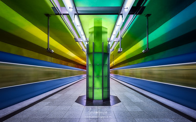 Germany - Munich subway