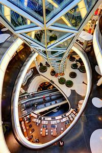 Interior MyZeil Frankfurt (2)