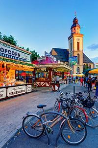Frankfurt - Popcorn & Currywurst