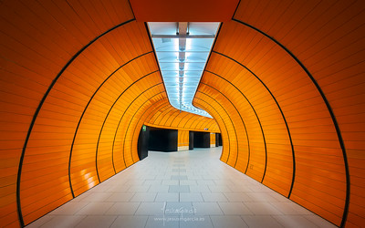 Marienplatz Subway - Germany