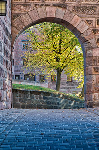 Imperial Palace, Nuremberg, Germany-2