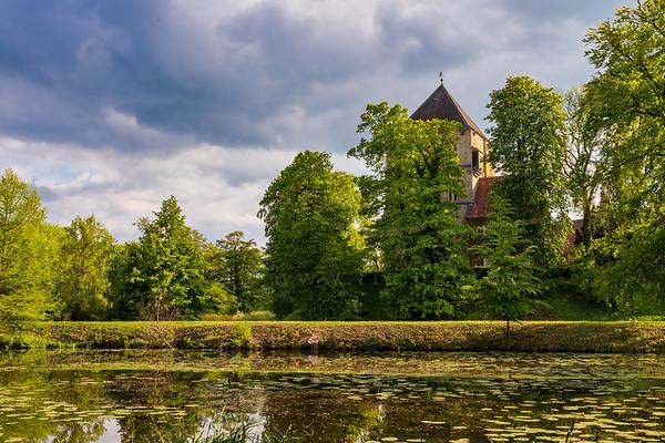 Schloss Rheda + parc du chateau