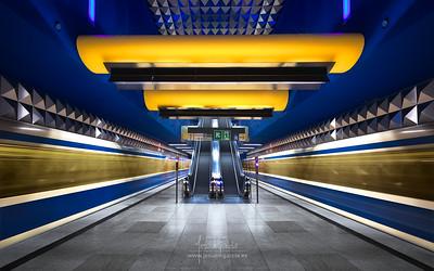 Germany - Munich subway