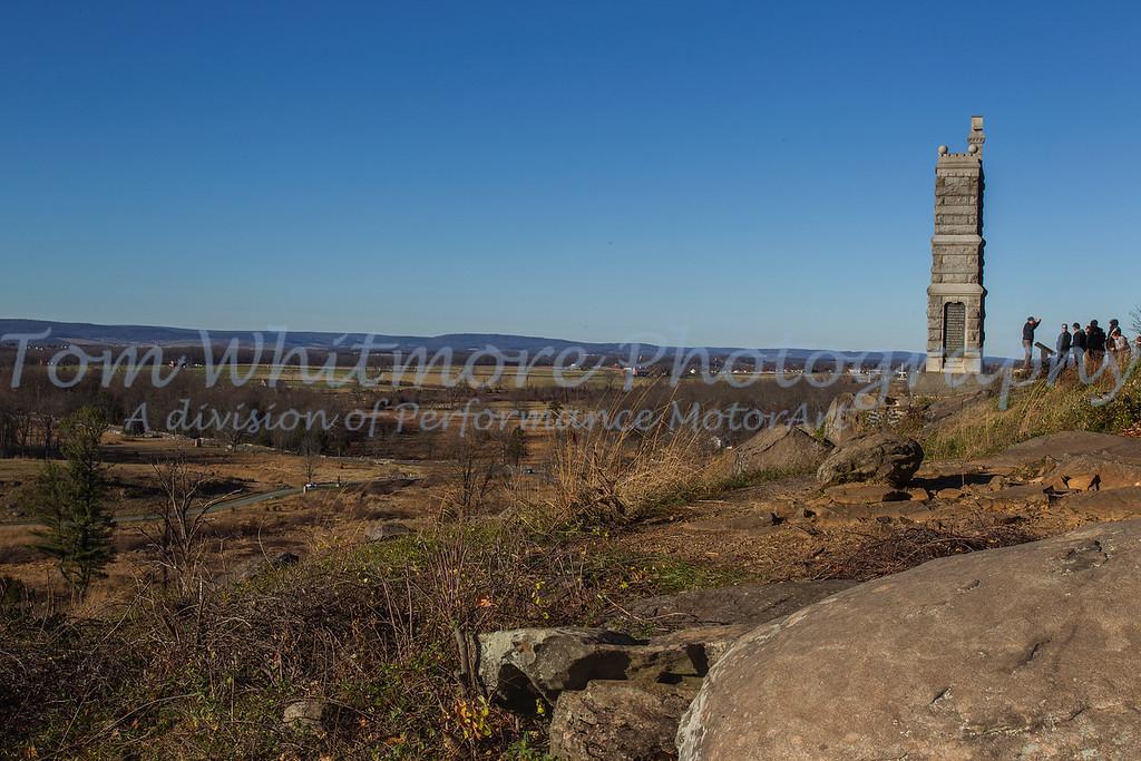Gettysburg Battlefield 2015