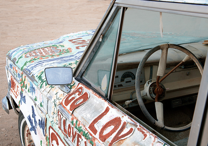 Salvation Mountain, Imperial County, California