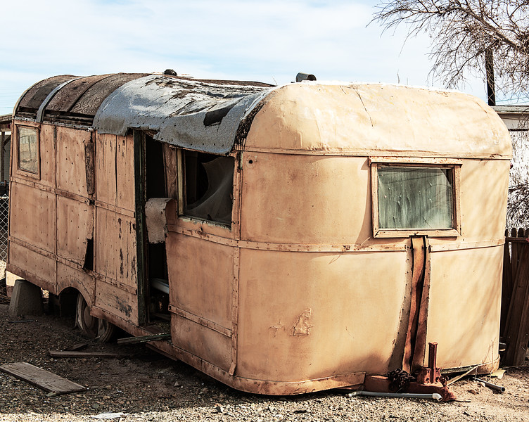 Bombay Beach, Imperial Valley, California