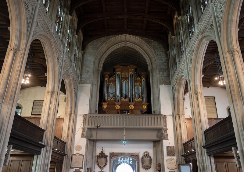 Great St Marys Church, Cambridge