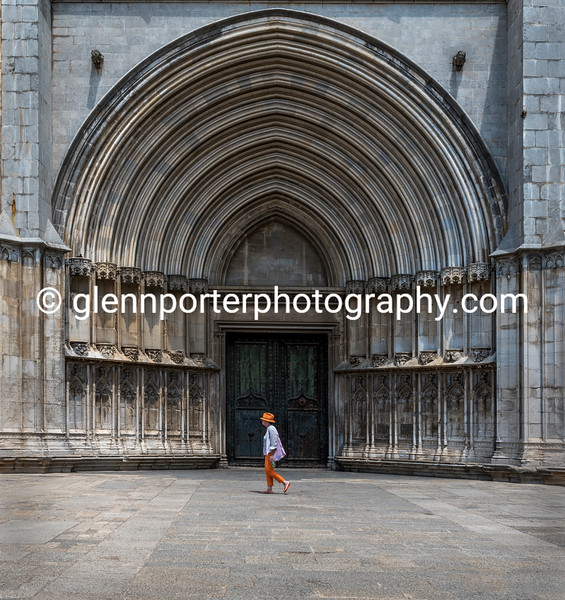 Girona Cathedral - colour