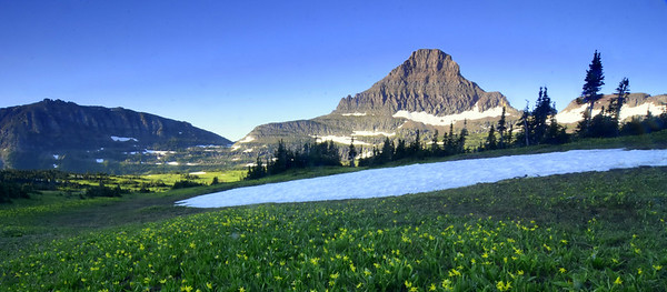 Reynolds Mtn., Logan Pass