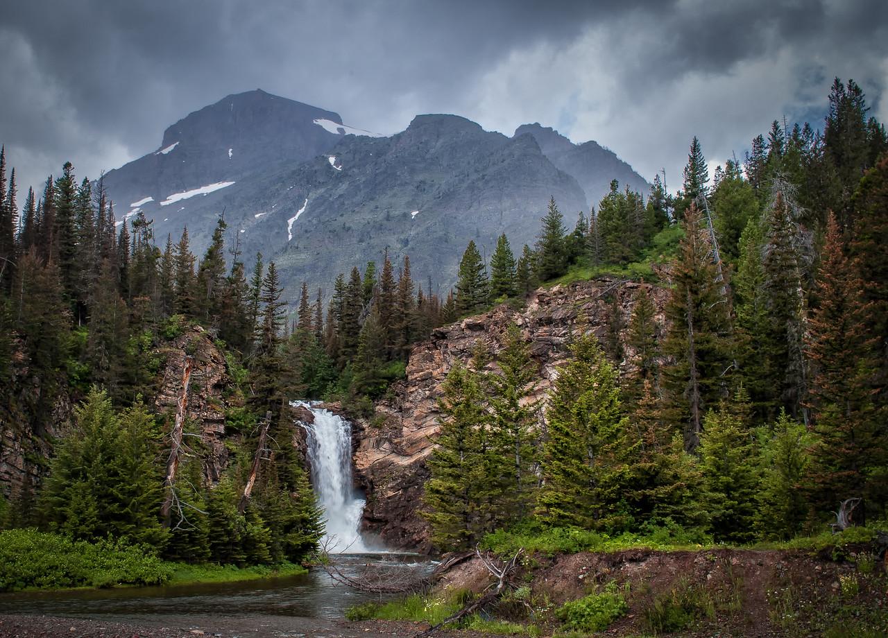Roaring Eagle Falls