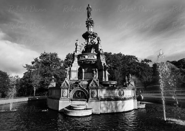 Kelvingrove Fountain