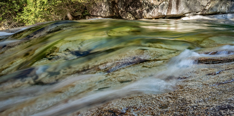 Smooth Flowing Creek