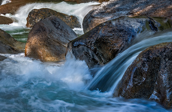 Gold Creek rapids in Golden Ears Park, BC.