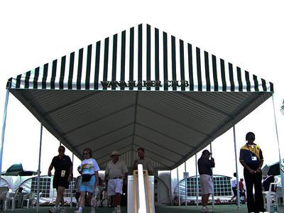 Wanamaker Club Hospitality Tent