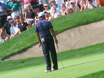 PGA Championship at Hazeltine National Golf Course (HNGC) in Chaska, MN Aug 10-16 2009