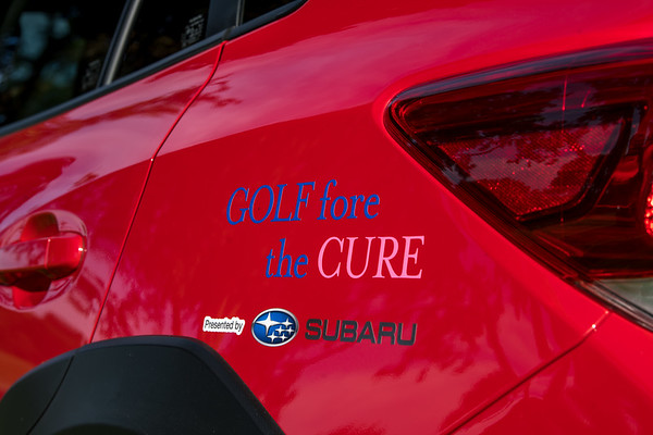2021 Golf Fore the Cure