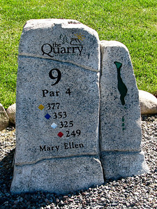 Golf Vacation August 2011 - The Quarry Golf Course, Giants Ridge MN