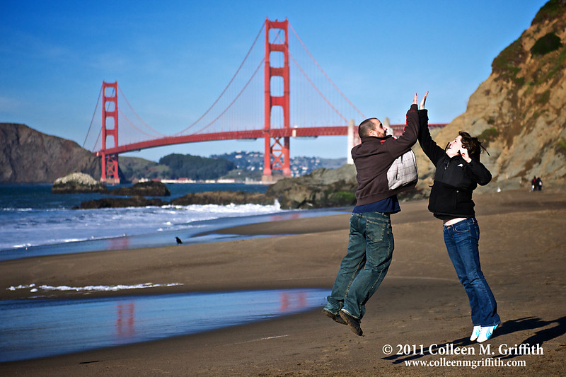 "Platinum Portrait Package - $400  - 2+ hour photo shoot - Your choice of location; no travel fee in the San Francisco Bay area - 20% off print pricing for 2 weeks from date of posting the gallery - $75 in studio print credit for 30 days from date of posting the gallery - Facebook coverage - No limit to the number of photos I take - Unlimited wardrobe changes - Minimum of 35, customized, fully edited photos available in a private online gallery for viewing and purchase.  Photos will be available for 90 days from posting.   - Disk of 5x7 quality images, including all images captured during the session, plus usage rights are included in this package.   <a href=""http://www.colleenmgriffith.com/Galleries/Photo-SHOOTS"">Click here to see example galleries of photo shoots</a>  Photo ©  2011 Colleen M. Griffith. All Rights Reserved. www.colleenmgriffith.com www.facebook.com/colleen.griffith"