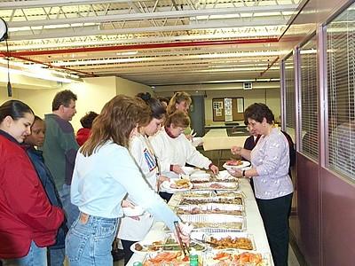 2001-5-28 Lunchen