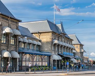 Central Train Station, Gothenburg