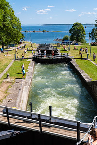 Staircase of Locks