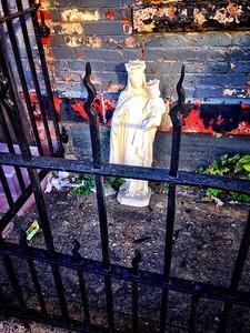 Gowanus Art Project - Artist Studio Shrine on 3rd street