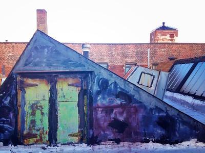 Gowanus Art Project - Roof Top Artist Space