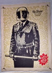 Gowanus Art Project - Shepherd Fairey
