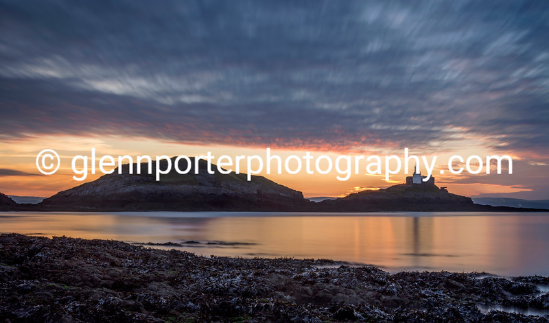 Early morning at Bracelet Bay, Gower, South Wales.