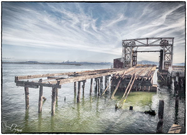 Old Ferry Landing at Point Richmond