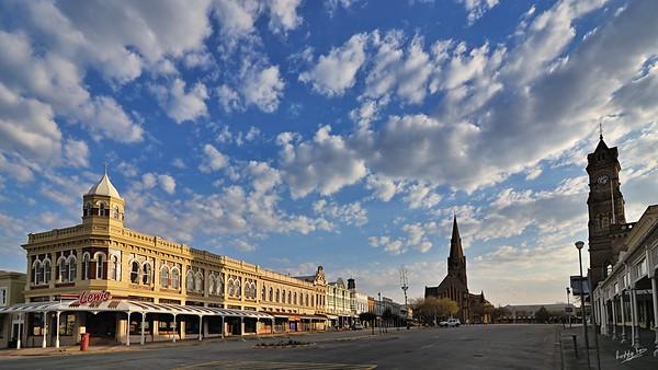 Church Square, Grahamstown Makhanda