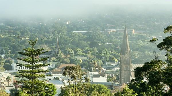 In the Mist, Grahamstown Makhanda