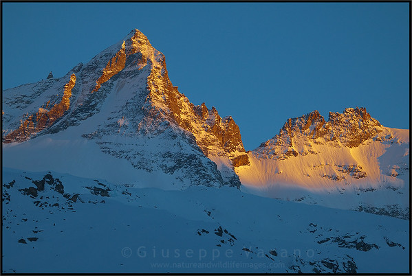 Last lights  Valsavarenche - Gran Paradiso National Park - Italy  Giuseppe Varano - Nature and Wildlife Images - Birds and Nature Photography