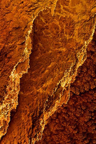 Rattlesnake Skin Walls