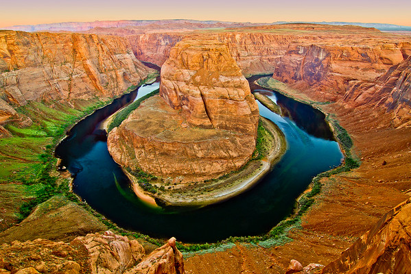 Item# 7743- Horseshoe Bend