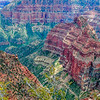 Grand Canyon Color Contrasts