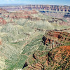 Fisheye Grand Canyon View