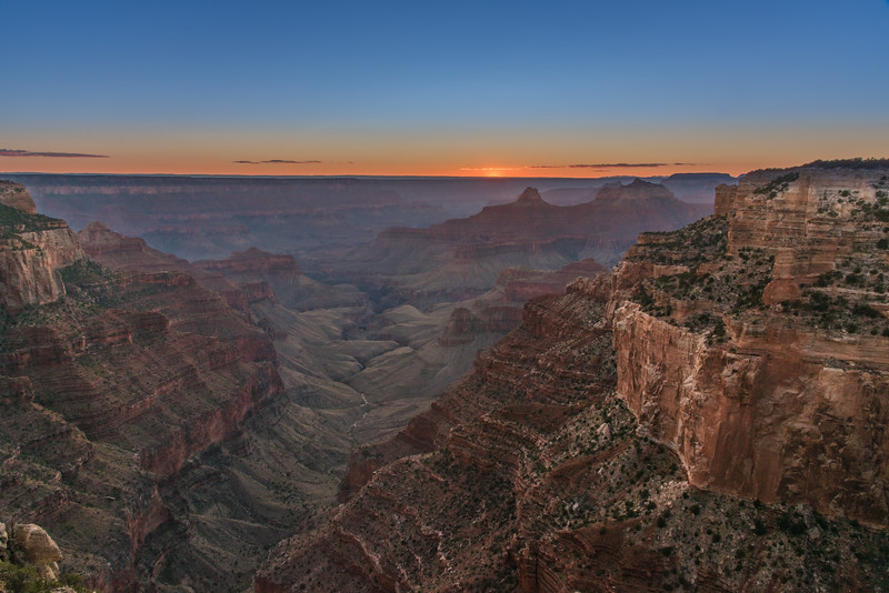 Cape Royal, North Rim, Grand Canyon, AZ