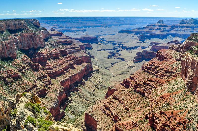 Smoothing Canyon