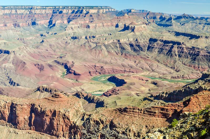 """Colorado River """"S"""" Curve"""