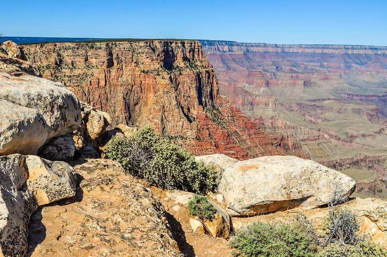 Grand Canyon Boulders & Cliffs