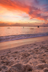 Beautiful Grand Cayman Sunset 3
